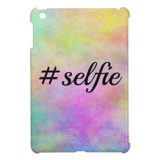 impresión colorida del #selfie