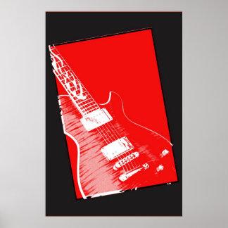 impresión colosal del poster de Michael Kelly