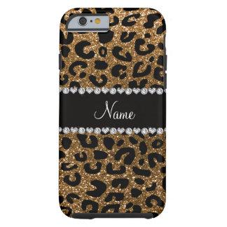 Impresión conocida de encargo del guepardo del funda de iPhone 6 tough