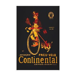 Impresión continental de la lona de la reedición 3 impresión en lona