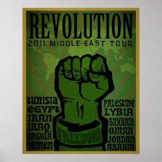 Impresión de 2011 revoluciones