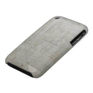 Impresión de acero falsa iPhone 3 cobertura