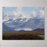 Impresión de Alaska del poster del desierto