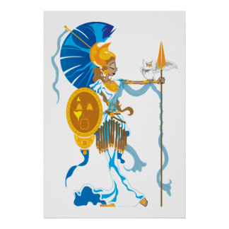Impresión de Athena Posters