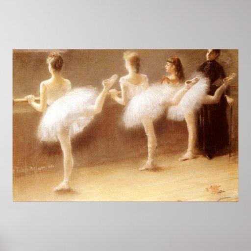 Impresión de Belleuse 1888 del portador de Pedro Impresiones