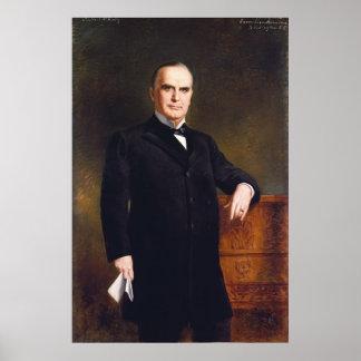 Impresión de Benziger del retrato de William