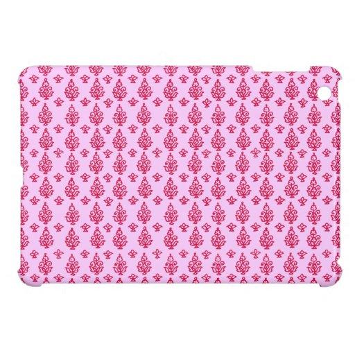 Impresión de bloque adaptable de la India iPad Mini Protectores