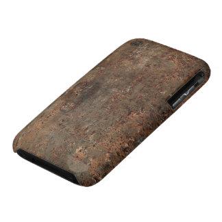 Impresión de cuero sucia vieja iPhone 3 cobreturas
