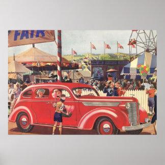 impresión de Desoto de los años 40