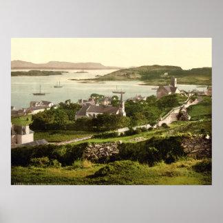 Impresión de Donegal del condado de Killybegs Posters