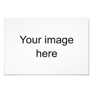 Impresión de encargo en plantilla personalizada impresiones fotográficas
