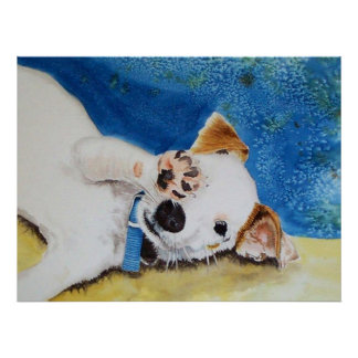 Impresión de Jack Russell Terrier Posters