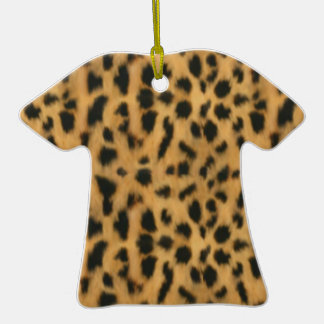 Impresión de Jaguar modelo de la piel de imitació Adorno Para Reyes