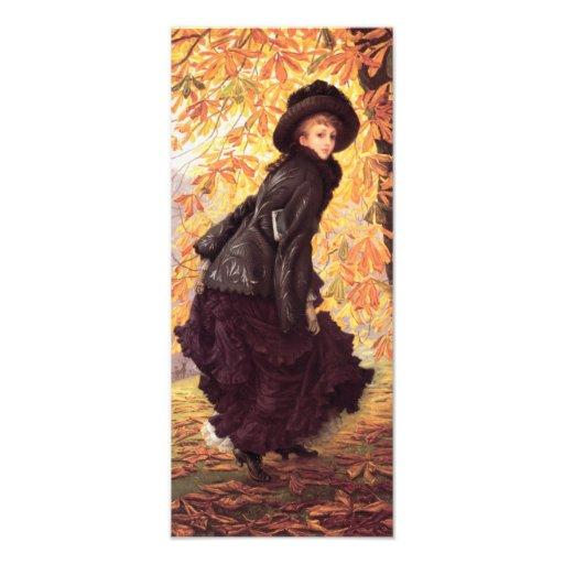 Impresión de James Tissot octubre Impresiones Fotográficas
