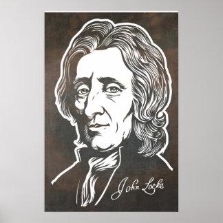 Impresión de John Locke Posters