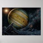 Impresión de Júpiter Impresiones