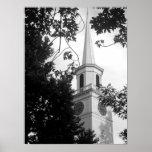 Impresión de la aguja de la iglesia impresiones