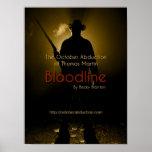 Impresión de la cubierta de libro del Bloodline Impresiones