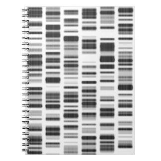 Impresión de la DNA - Libro De Apuntes