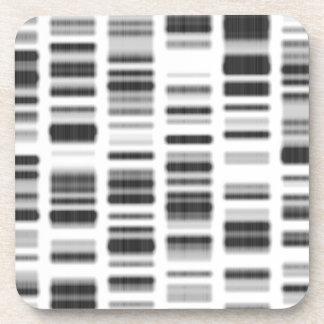 Impresión de la DNA - Posavasos De Bebidas
