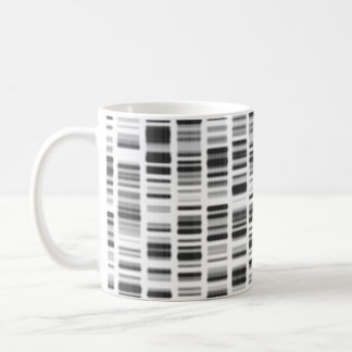 Impresión de la DNA - Taza De Café