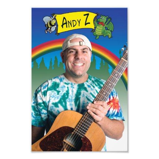 Impresión de la foto de Andy Z 8X12 Fotografía