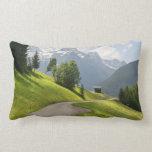Impresión de la foto de Austria de la almohada del