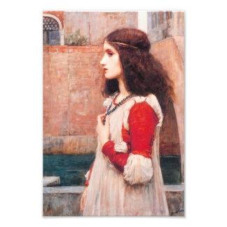 Impresión de la foto de Juliet del Waterhouse