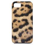 Impresión de la foto de la piel de Jaguar iPhone 5 Funda