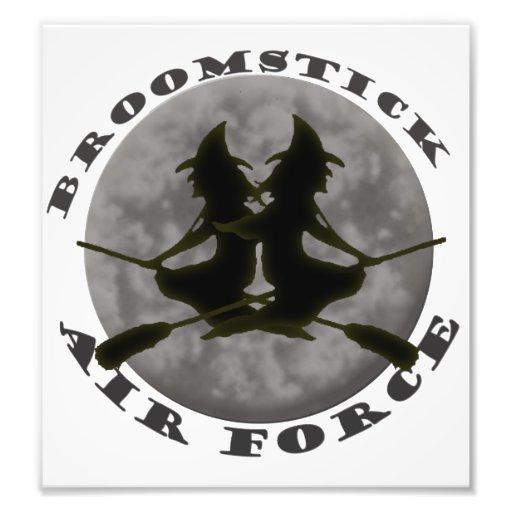 Impresión de la foto de las brujas de Halloween Fotografías