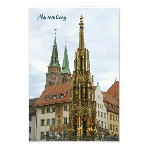 Impresión de la foto de Nuremberg Fotografías