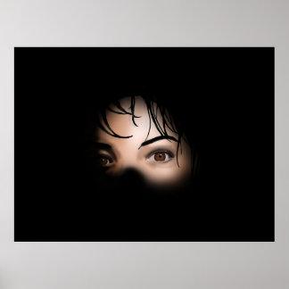 Impresión de la foto de Persephone Póster