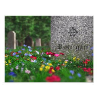 Impresión de la foto de Resurgam