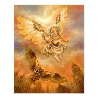 Impresión de la foto del arte de la fantasía de St