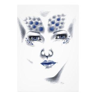 Impresión de la foto del arte de Srta. Universe Cojinete