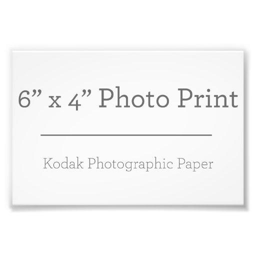 15,24 x 10,16 cm, Papel Profesional Kodak (Satin)