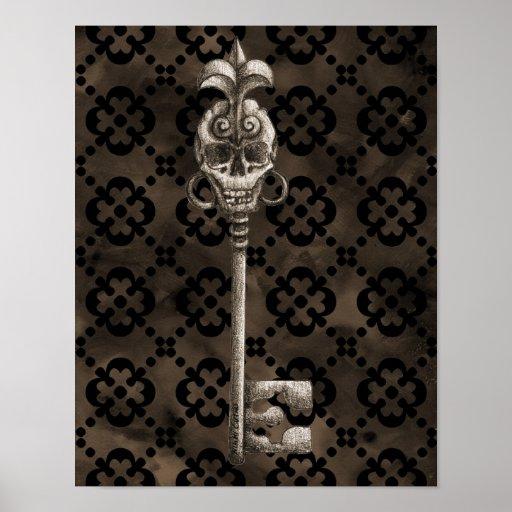 Impresión de la llave maestra 3 posters