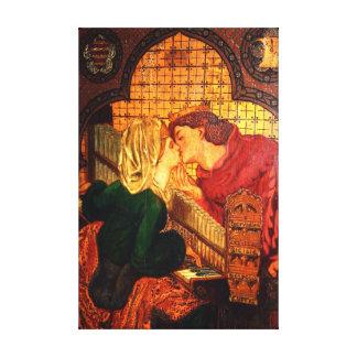 Impresión de la lona de bella arte de rey Renes Ho Impresion De Lienzo