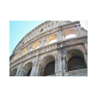 Impresión de la lona de Colosseum Impresión En Lona