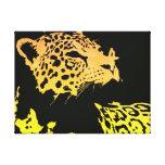 Impresión de la lona de Jaguar Impresiones En Lona