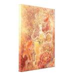 Impresión de la lona de la abundancia impresiones en lienzo estiradas