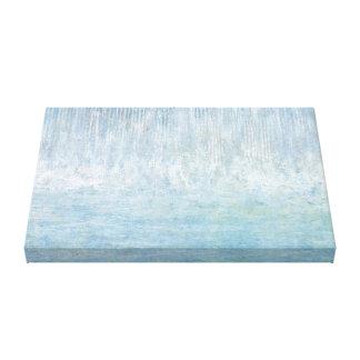 Impresión de la lona de la despedida de la cascada lona envuelta para galerías