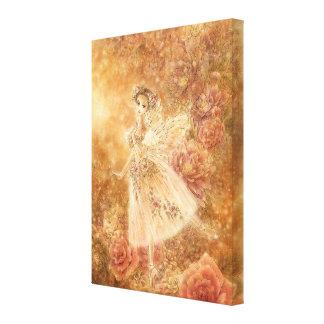 Impresión de la lona de Sylphide del La Lienzo Envuelto Para Galerias