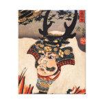 Impresión de la lona de Takeda Shingen Impresiones En Lona Estiradas