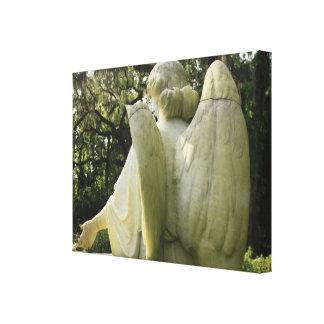 Impresión de la lona del ala del ángel impresiones en lona estiradas