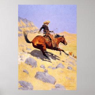 Impresión de la lona del vaquero impresiones