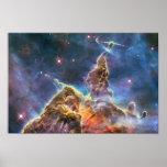 Impresión de la nebulosa de Carina Impresiones