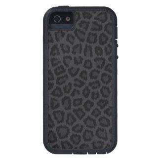 Impresión de la pantera negra iPhone 5 Case-Mate carcasa