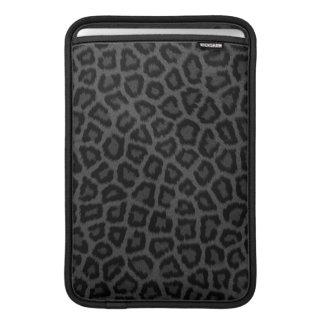 Impresión de la pantera negra fundas MacBook