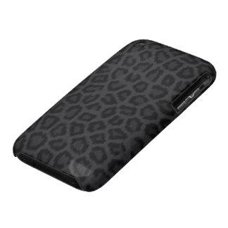 Impresión de la pantera negra funda para iPhone 3 de Case-Mate